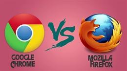 Chrome 56 mới bảo mật ngon hơn nhưng vẫn chậm chân hơn Mozilla Firefox?