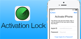 Apple âm thầm hủy Activation Lock - công cụ chống mất cắp iPhone, iPad?