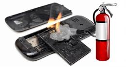 Pin lithium-ion có khả năng kháng lửa