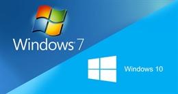 Microsoft khuyến cáo ngưng sử dụng Windows 7