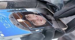 Công nghệ bảo mật vân tay kết hợp mống mắt sắp được ra mắt