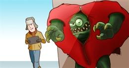 Bỗng dưng nhận được email tỏ tình Valentine? Đừng tin, bẫy đấy!