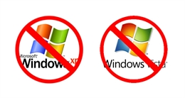 Gmail sẽ ngừng làm việc trên trình duyệt Google Chrome cho XP và Vista