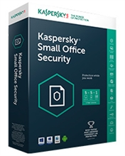 Kaspersky Small Office Security - 5 PCs + 5 Mobile + 1 File Server