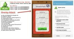 Cảnh báo mã độc đánh cắp tài khoản ngân hàng trên thiết bị di động