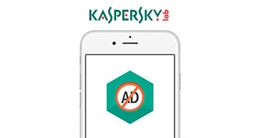 Kaspersky AdCleaner chặn quảng cáo trên iOS