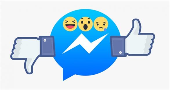 """Facebook bắt đầu thử nghiệm nút """"Dislike"""" trên Messenger"""