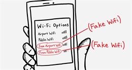 Video những nguy hiểm khi kết nối Wi-Fi công cộng