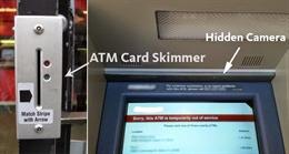 Phát hiện camera quay lén siêu nhỏ trong các cây ATM tại Anh