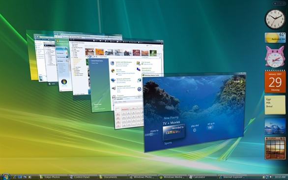 Windows Vista sẽ bị khai tử hoàn toàn