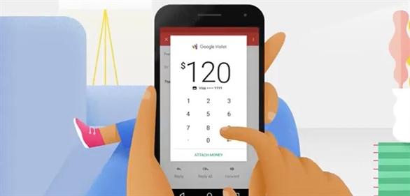 Gmail cho phép người dùng Mỹ chuyển tiền