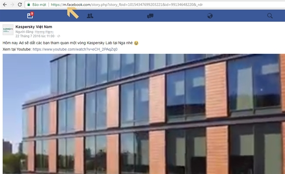 Cách tải video trên Facebook về máy tính cực đơn giản