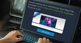 Cảnh báo chiêu lừa đảo mới tấn công game thủ World of Warcraft