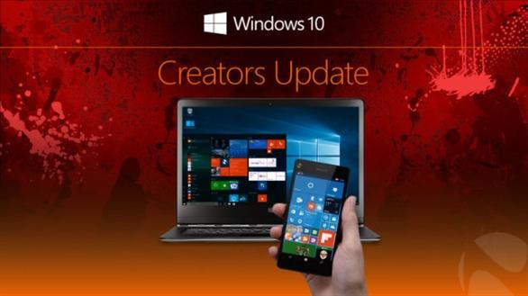 Bản cập nhật Windows 10 Creators Update có gì hay