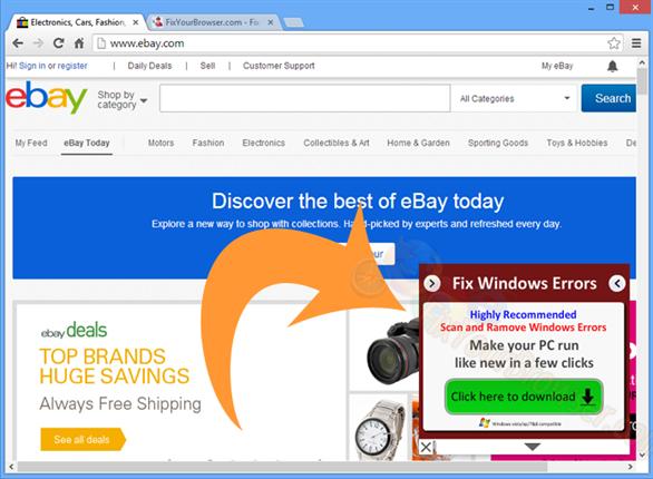 Cảnh báo mã độc adware làm thay đổi nội dung banner quảng cáo đang tràn lan tại Việt Nam