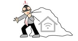 """Cách bắt """"kẻ xài chùa"""" Wi-Fi gia đình bằng thiết bị Android"""