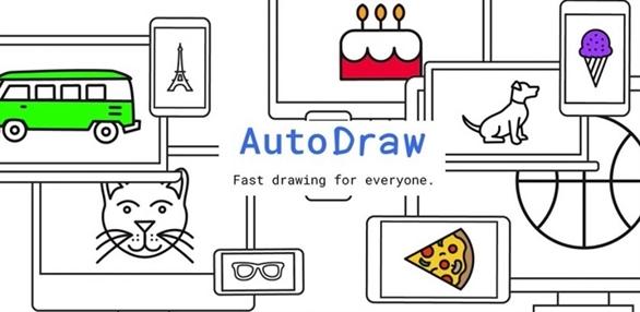 Với công cụ AutoDraw mới từ Google, ai cũng có thể thiết kế dễ dàng