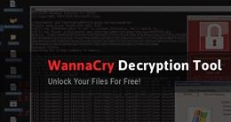 Xuất hiện công cụ có thể giải mã tập tin bị khóa bởi mã độc WannaCry