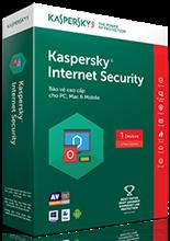Kaspersky Internet Security for PC - 3 PCs / Năm