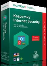 Kaspersky Internet Security - 5PCs/ Năm