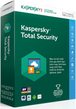 Kaspersky Total Security - 1 PC/ Năm