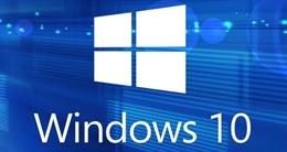 Microsoft chính thức ngưng hỗ trợ cho Windows 10 phiên bản gốc