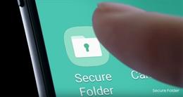 Bảo mật dữ liệu với Secure Folder trên điện thoại Samsung Galaxy