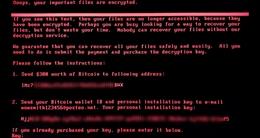 Cảnh báo khẩn! Xuất hiện mã độc tống tiền giống WannaCry tấn công toàn thế giới