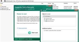 Kaspersky Lab phát hành công cụ giải mã dữ liệu bị mã hóa bởi mã độc tống tiền Jaff miễn phí