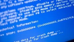 Nhờ lỗi màn hình xanh, Windows vượt qua kiếp nạn WannaCry?