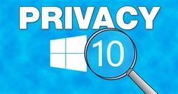 5 thiết lập riêng tư người dùng cần điều chỉnh trên Windows 10