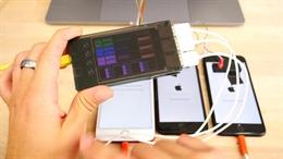 Bẻ khóa mật khẩu 3 cái iPhone cùng lúc với thiết bị Trung Quốc 500 USD này?