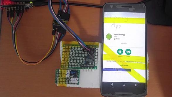Khả năng bị hack điện thoại khi thay thế màn hình nứt vỡ, hư hỏng