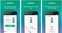 Kaspersky Battery Life : kéo dài thời gian sử dụng pin an toàn