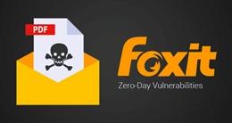 Phát hiện 2 lỗ hổng bảo mật cực nghiêm trọng trên Foxit PDF Reader