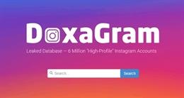 Hacker rao bán hàng triệu dữ liệu người dùng Instagram