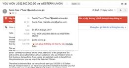 Cách nhận diện email lừa đảo
