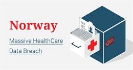 Gần nửa dân số Na Uy đã bị ảnh hưởng bởi rò rỉ dữ liệu sức khỏe