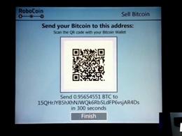 Video về máy ATM Bitcoin trên đường phố