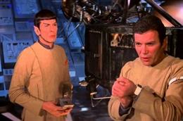 Quảng cáo Galaxy Gear lấy cảm hứng từ Star Trek