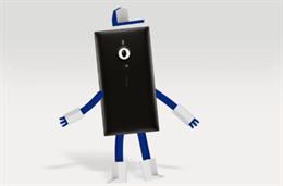 Clip dễ thương về cuộc đời Mr. CD và Lumia 1520