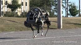 Video clip giới thiệu binh đoàn Robot của Google