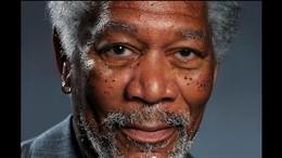 Clip dùng iPad vẽ chân dung Morgan Freeman như thật