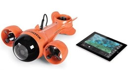 Máy quay dưới nước dành cho iPad