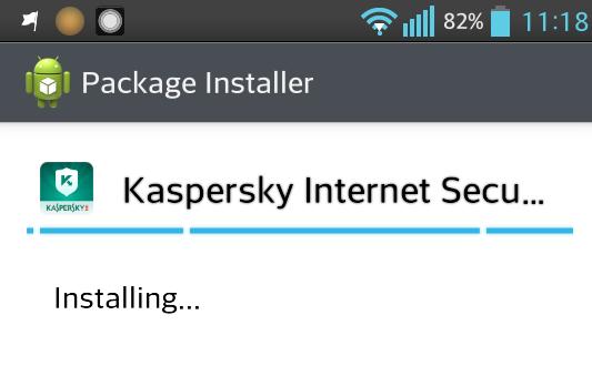 Hướng dẫn cài đặt Kaspersky Internet Security for Android - bản quyền key Kaspersky Proguide