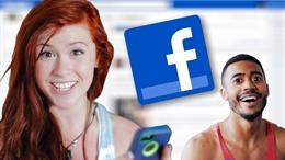 Video vui về bệnh ghiền Facebook