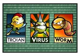 Video clip hoạt hình về virus máy tính