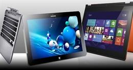 Những lưu ý khi mua laptop màn hình cảm ứng