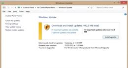 Tải các gói cập nhật cho Windows/Office nhanh chóng