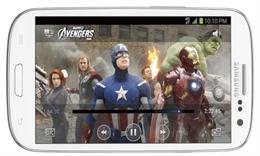Trailer phim Avengers 2 ẩn hiện hình bóng Samsung?